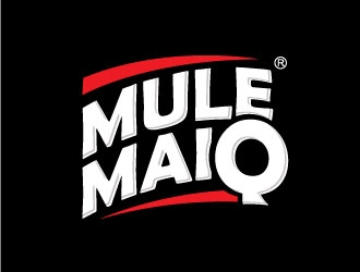 Mule MaiQ logo design