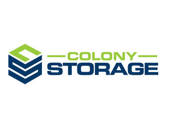 Colony Storage logo design winner