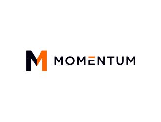 Momentum  logo design