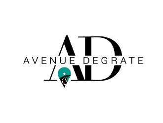 Avenue Degrate logo design winner