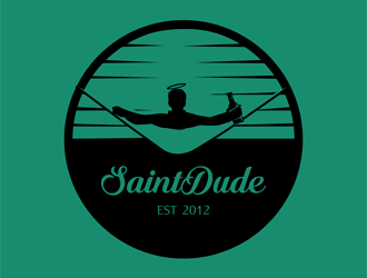 """SDD""  ""Saint Dudes Day"" logo design"