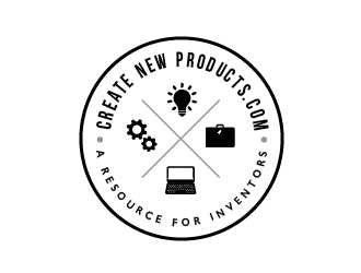 Create New Products.com logo design