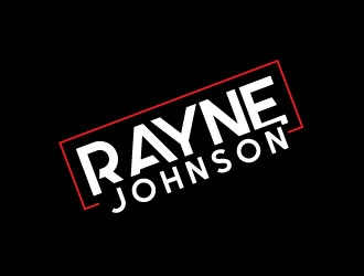 Rayne Johnson logo design