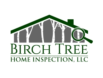 Birch Tree Home Inspection, LLC logo design