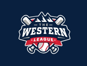 The Western League logo design