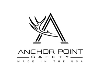 Anchor Point Safety logo design