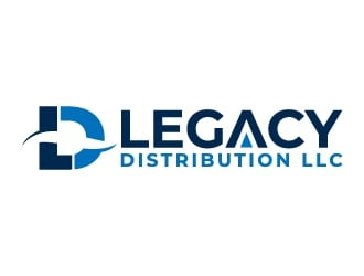 Legacy Distribution LLC logo design