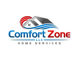 Comfort Zone LLC logo design winner