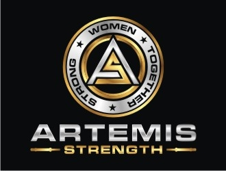 Artemis Strength  logo design winner