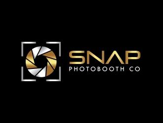 Snap Photobooth Co. logo design winner