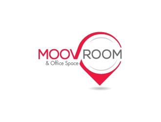 MoovRoom logo design