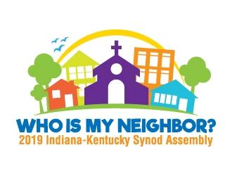 Who Is My Neighbor? logo design winner