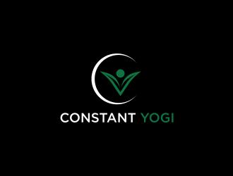 Constant Yogi logo design