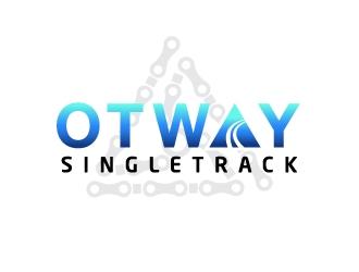 Otway Singletrack Supporter logo design winner