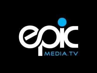 Epic Media logo design winner