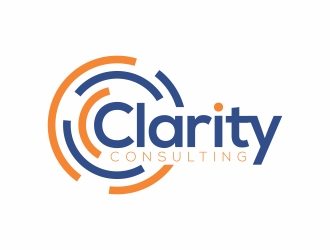 Clarity Consulting LLC logo design