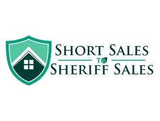 Short Sales to Sheriff Sales logo design winner