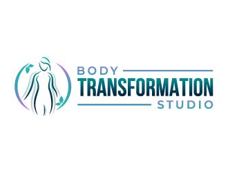 Body Transformation Studio logo design