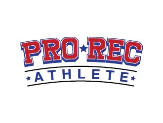 Pro Rec Athlete logo design winner