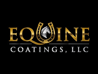 Equine Coatings logo design
