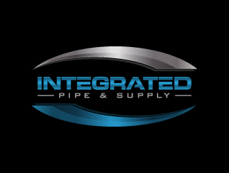 INTEGRATED PIPE & SUPPLY  logo design
