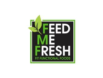 Feed Me Fresh logo design