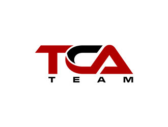 TCA Team logo design