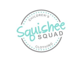 Squishee Squad logo design