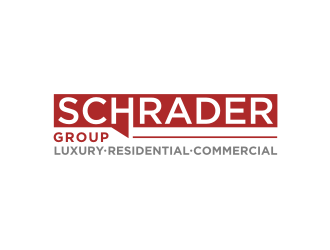 Schrader Realtors  logo design