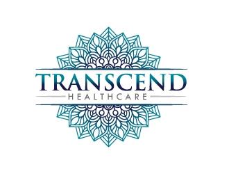 Transcend Healthcare logo design
