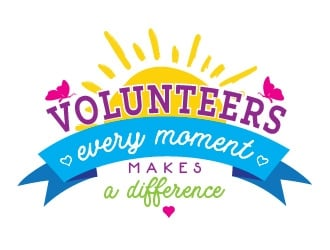 Volunteers: Every Moment Makes A Difference  winner