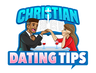 Christian Dating Tips logo design