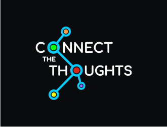 Connect the Thoughts logo design