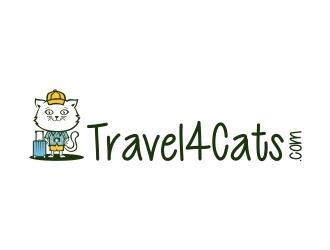 Travel4Cats logo design by Eko_Kurniawan