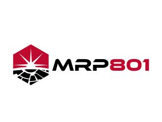 MRP801 logo design