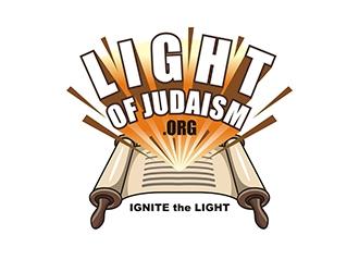 Light of Judaism.org logo design