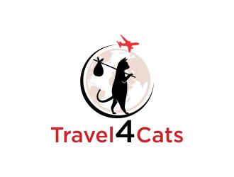Travel4Cats logo design by akhi