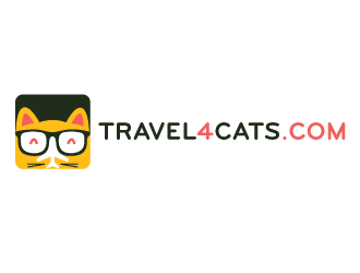 Travel4Cats logo design by gearfx