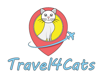Travel4Cats logo design by fastsev