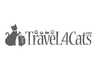 Travel4Cats logo design by kunejo