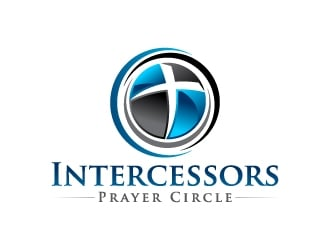 Intercessors Prayer Circle logo design