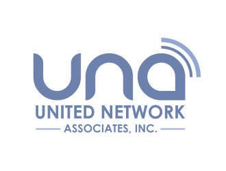 UNA logo design
