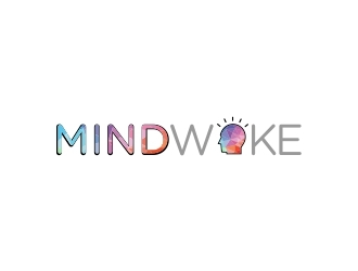 MindWoke logo design