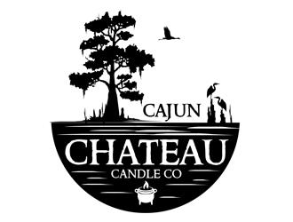 Chateau Candle Company   logo design