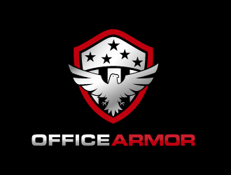 Office Armor logo design