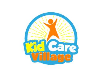 Kid Care Village logo design
