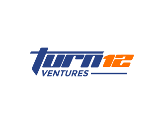 Turn 12 Ventures logo design
