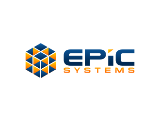 EPIC Systems  logo design