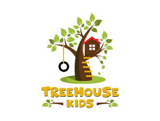 Treehouse Kids logo design