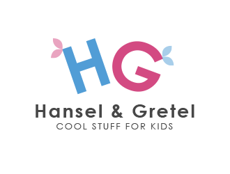 Hansel and Gretel logo design